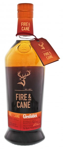Glenfiddich Fire & Can Experimentiel No.4 Malt Whisky 0,7L 43%