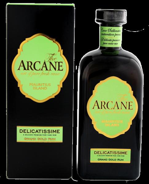 Arcane Rhum Delicatissime, 0,7 L, 41%
