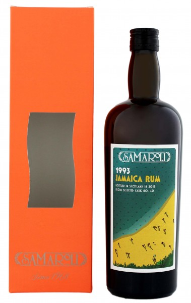 Samaroli Jamaica Rum 1993-2015