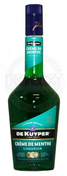 De Kuyper Creme de Menthe Green Liqueur