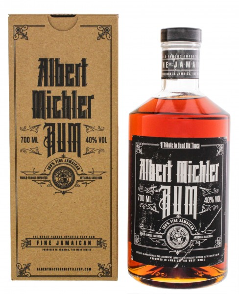 Michlers Jamaican Artisanal Dark Rum