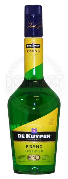 De Kuyper Pisang Liqueur, 0,7 L, 20%